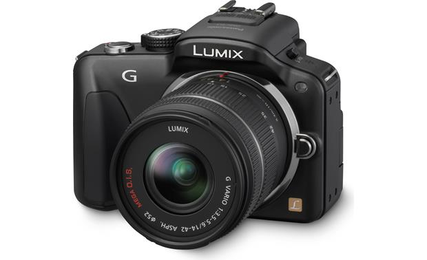 Panasonic DMC-G3K Kit Black