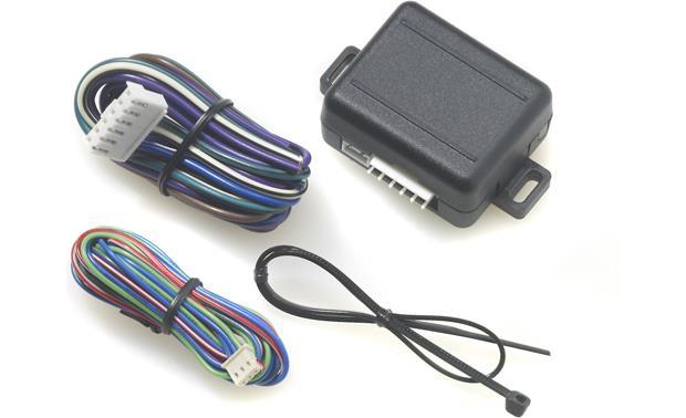 Code alarm door lock relay kit prewired door lock relays for Front door lock with code