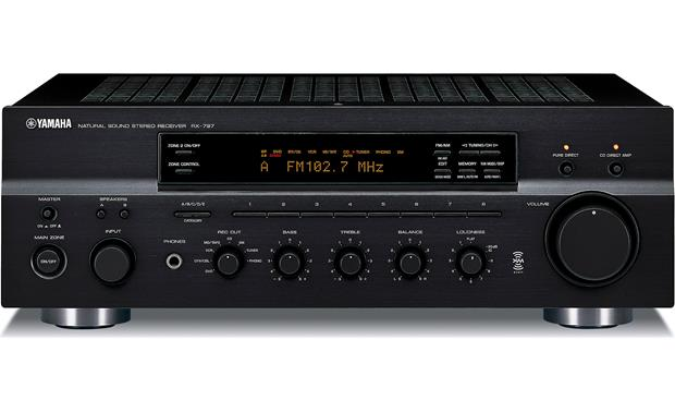 Yamaha rx 797 xm ready stereo receiver at for Yamaha multi room receiver