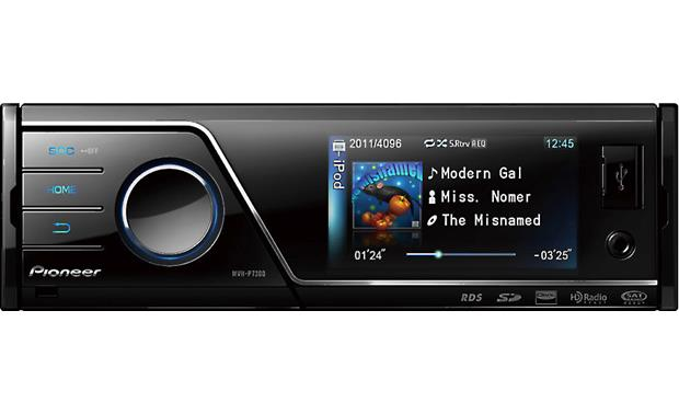 Pioneer MVH-P7300 Front