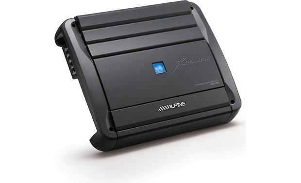 alpine mrx v60 5 channel car amplifier \u2014 50 watts rms x 4 at 4 ohms Mobile Home Wiring Diagram alpine mrx v60 front