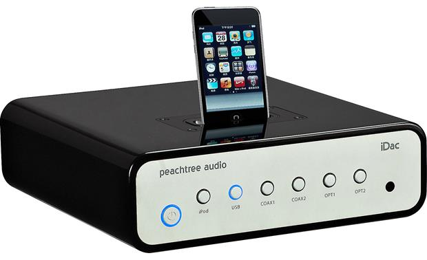 Peachtree iDac (iPod touch not included)