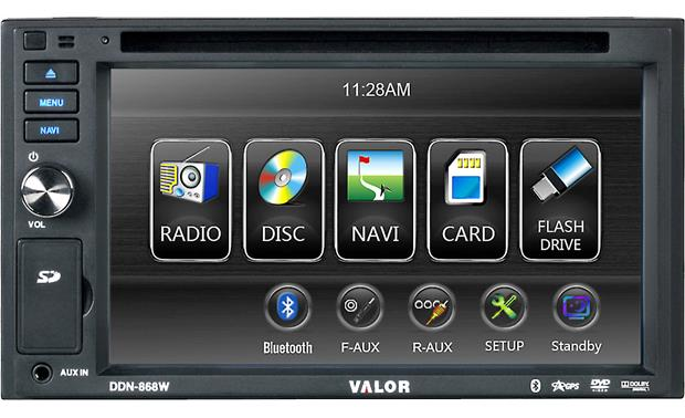 Valor DDN-868W Front