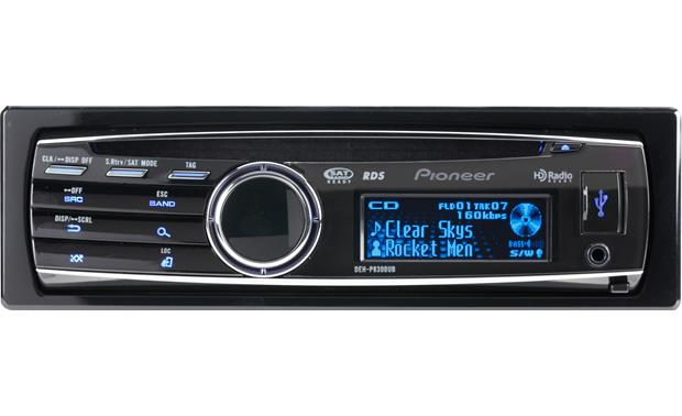 Pioneer DEH-P8300UB Front