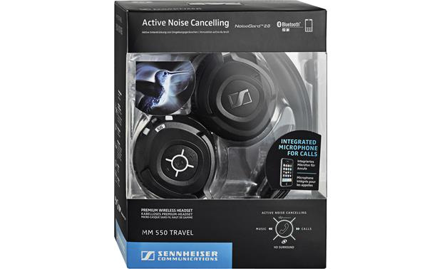 Sennheiser MM 550 Product package