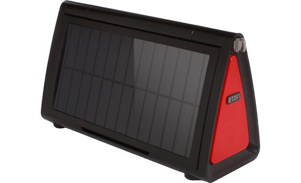 Etón Soulra XL Back, with solar panel closed