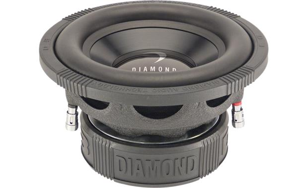 Diamond Audio D308D4 Front