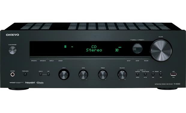 Onkyo TX-8050 Network Stereo Receiver Windows Vista 64-BIT