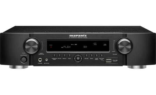 marantz nr1602 home theater receiver with 3d ready hdmi switching rh crutchfield com
