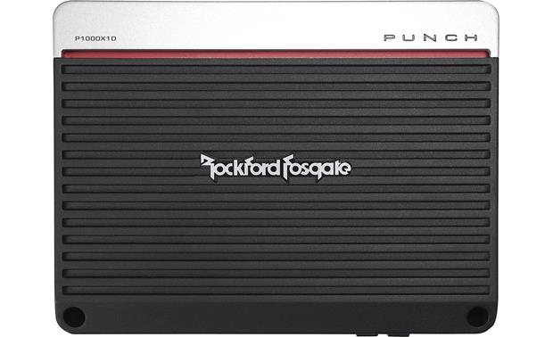 Rockford Fosgate Punch P1000XID Front