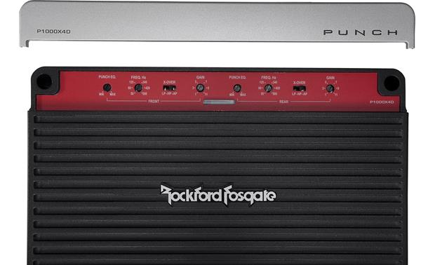 Rockford Fosgate Punch P1000X4D Other