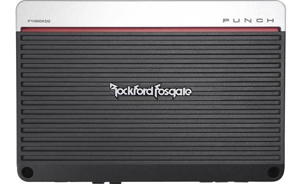 Rockford Fosgate Punch P1000X5D Front