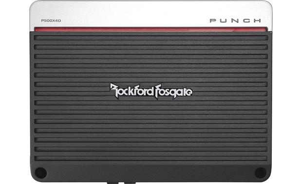 Rockford Fosgate Punch P500X4D Front