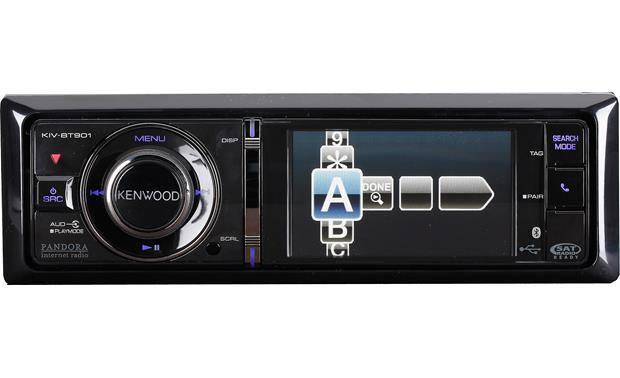 Kenwood KIV-BT901 Other