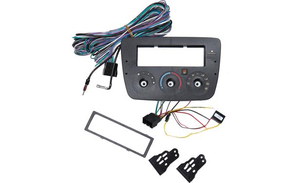 99 ford taurus stereo wiring customer reviews metra 99 5717 dash and wiring kit install and  metra 99 5717 dash and wiring kit