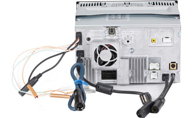 Alpine Ina W900 Wiring Diagram