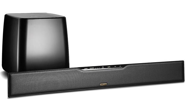 Polk Audio SurroundBar® 4000 Instant Home Theater Front