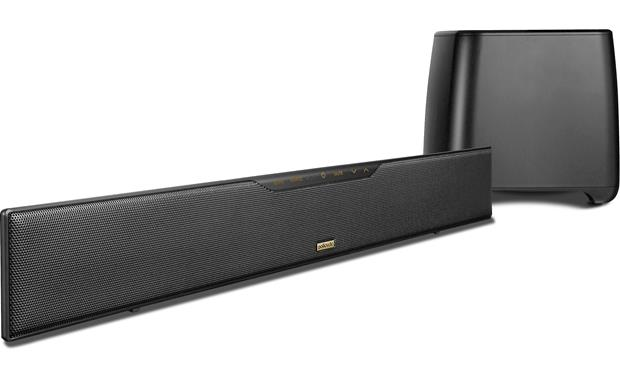 Polk Audio SurroundBar® 4000 Instant Home Theater Other