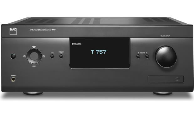 Chat De Nad nad t757 7.1-channel home theater receiver at crutchfield