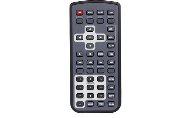 Valor SD-900W Remote