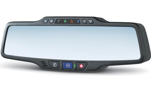 Onstar fmv rear view mirror with onstar at crutchfield onstar fmv front sciox Gallery