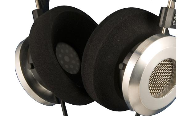 Grado G-cushion Cushions shown on headphones (not included)