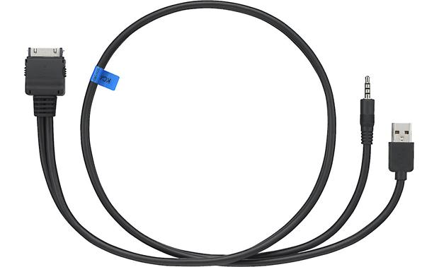 Kenwood KCA-IP22F iPod® cable Front