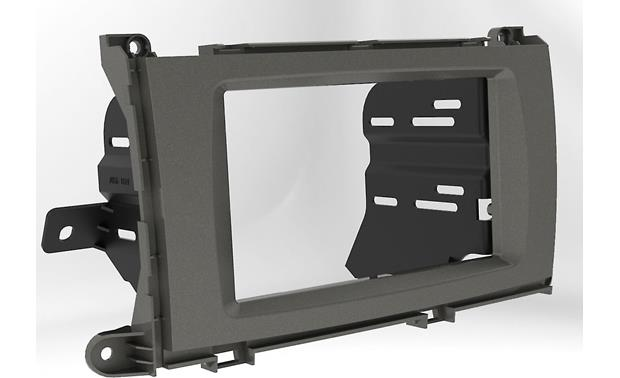 Toyota Sienna In-dash Receiver Kit Front