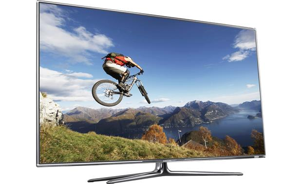 """Samsung UN60D7000 60"""" 1080p 3D LED-LCD HDTV with Wi-Fi® at Crutchfield"""