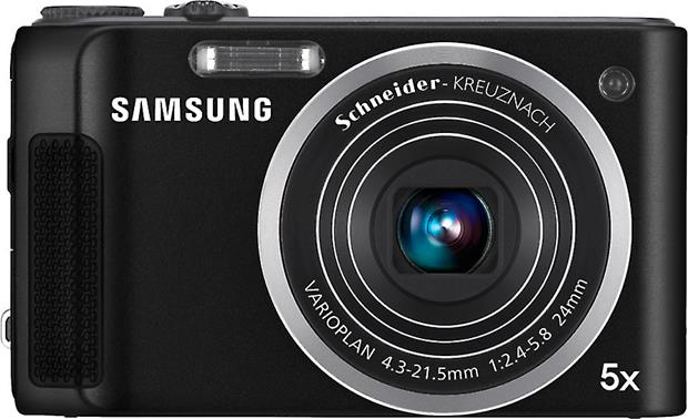 Samsung TL350 Front with lens in
