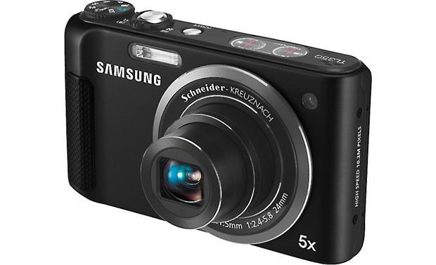 Samsung TL350 10-megapixel digital camera with 5X optical zoom at ...