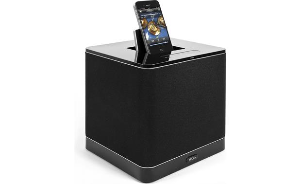 Arcam rCube Black (iPhone not included)