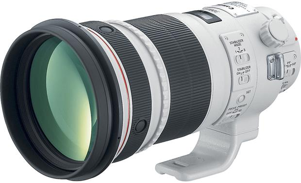Canon EF 300mm f/2.8L IS II USM Lens Front