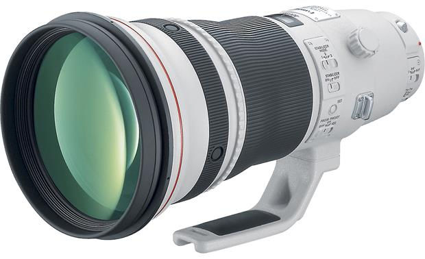 Canon EF 400mm f/2.8L IS II USM Lens Front