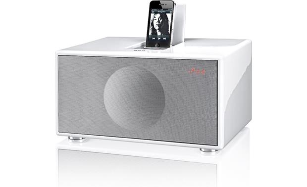 Geneva Sound System Model M White (iPhone not included)