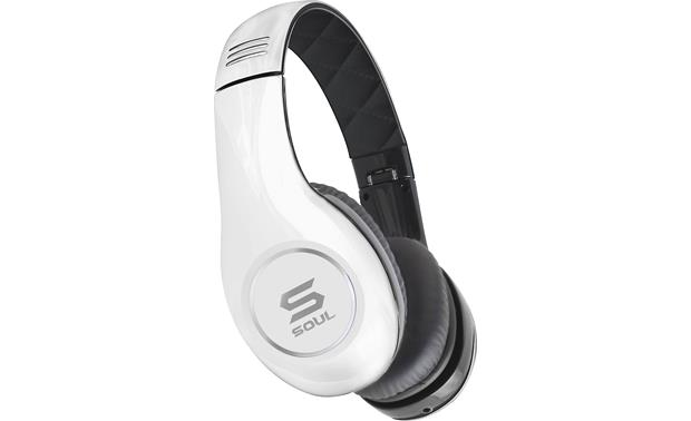 Soul by Ludacris SL150 White and black