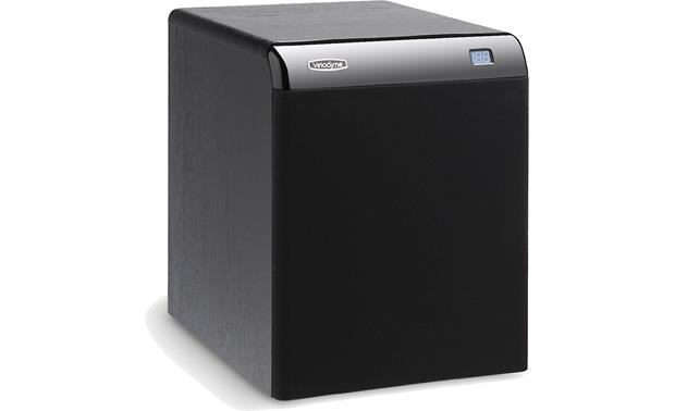 Velodyne deq 10r powered subwoofer with built in room equalizer and velodyne deq 10r front swarovskicordoba Choice Image