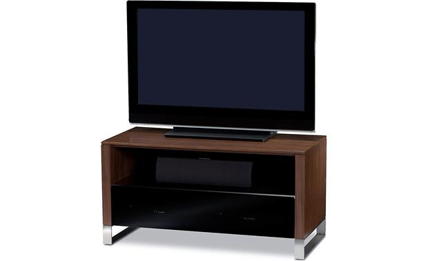 BDI Cascadia 8254 Chocolate stained walnut (TV and components not included)