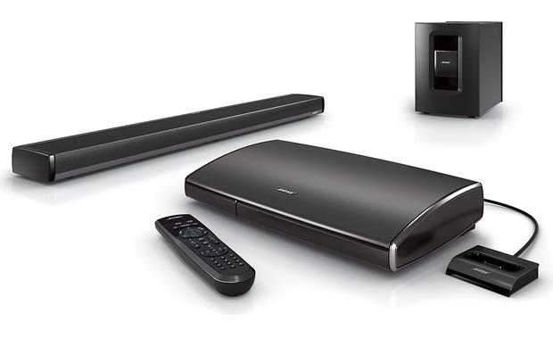 Bose® Lifestyle® 135 home entertainment system Front