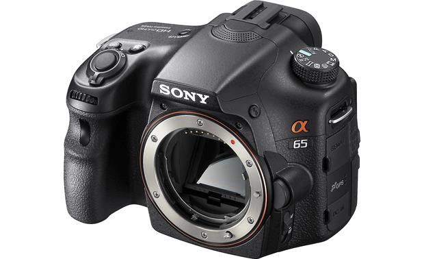 Sony Alpha SLT-A65V (no lens included) Front