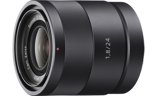 Sony Alpha SEL-24F18Z 24mm f/1.8 lens Front