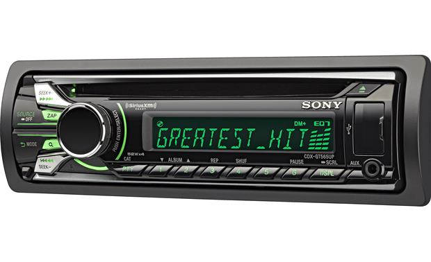 Sony CDX-GT565UP on