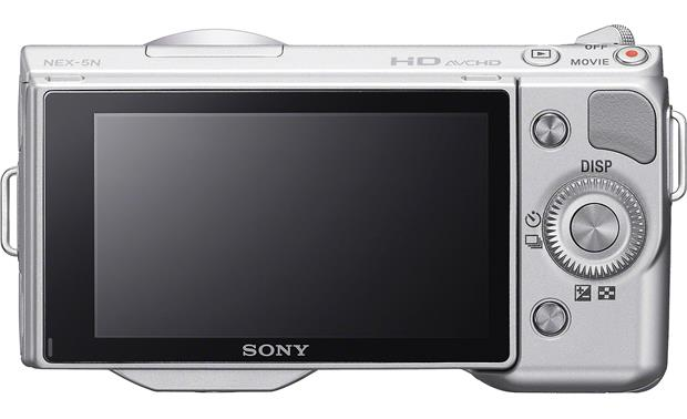 Sony Alpha NEX-5N Back