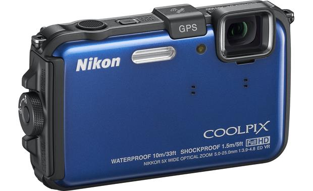 Nikon Coolpix AW100 Other