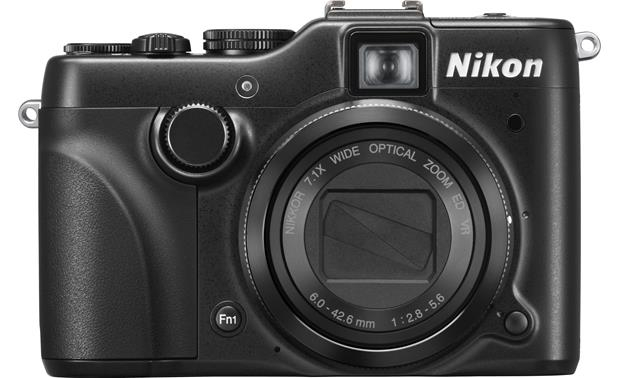 Nikon Coolpix P7100 Front - lens closed