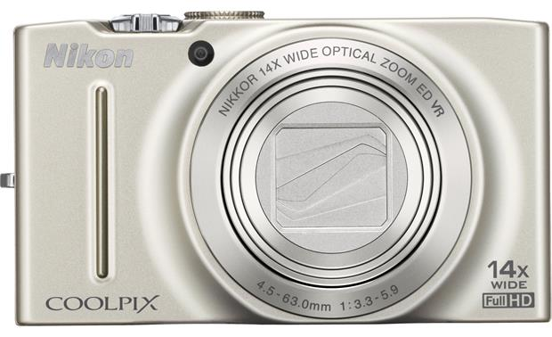 Nikon Coolpix S8200 Other