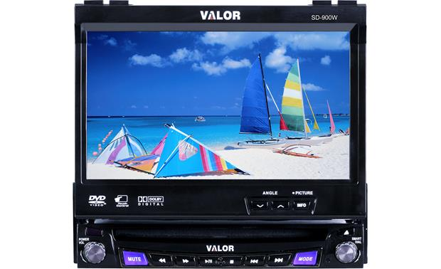 Valor SD-900W Front