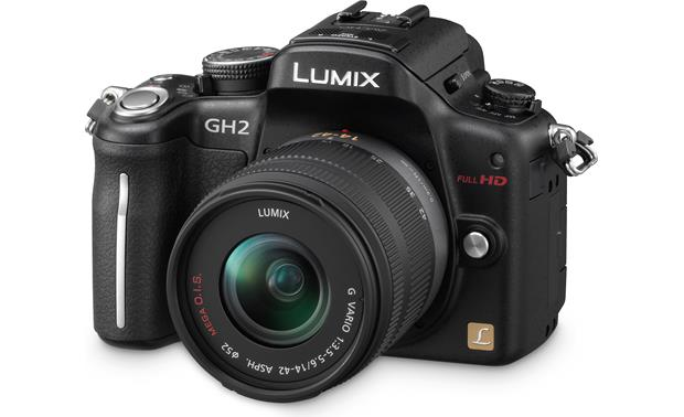 Panasonic Lumix DMC-GH2K Kit Front