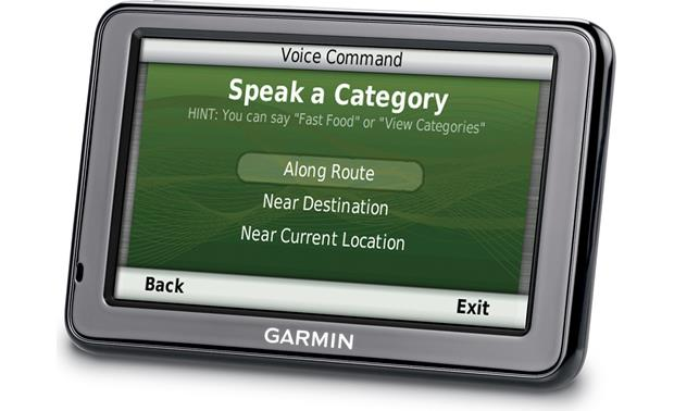 Garmin nüvi® 2495LMT Other