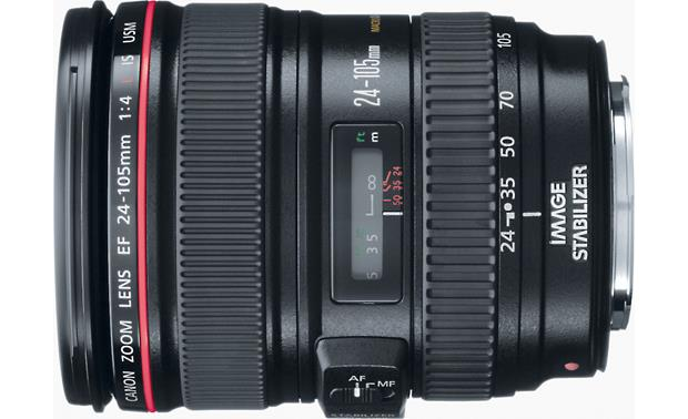 Canon EF 24-105mm f/4L IS USM Front